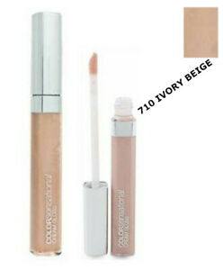 Maybelline Lip Gloss Colour Sensational Moisturiser Makeup Glossy 710Ivory Beige