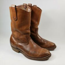 Vintage Red Wing Pecos Boots Men's Size 9