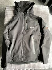 The North Face Jacket Large Summit Series W/ Zip Hood TNF Black L Men's Hiking