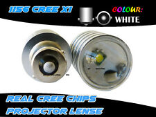 1PC 1156 P21W CREE INVERSE AMPOULE PHARE LED GOLF MK5 PASSAT MK4 AUDI B6 B7 A3