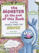 The Monster at the End of This Book (Sesame Street) (Big Bird's Favorites Board
