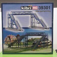 III HO Gauge 120179 FALLER Footbridge Model Kit 4 Track//95mm Clearance