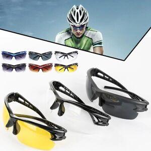 UV400 Cycling Sun Glasses Bike Bicycle Eye Wear Unisex Sport Running Goggles MTB