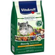 Vitakraft Emotion BEAUTY all ages , CHINCHILLA -600g-chinchillafutter COMIDA
