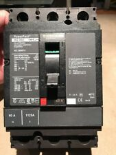 Square D HGL36060YA Power Pact 150 MOLDED CASE CIRCUIT BREAKER 600V 60A 3P- NEW