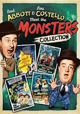 Abbott and Costello Meet The Monsters Collection 2 Disc DVD