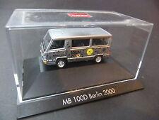 Mercedes Benz 100D Berlin 2000  Herpa . 1:87 HO #1029