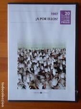 DVD 1997 - ¡A POR ELLOS! - EL CAMINO DE LA LIBERTAD 20 - CAJA SLIM (W5)