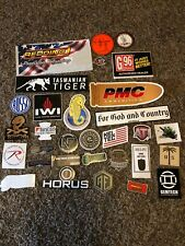 2020 SHOT Show 31 Hunting Stickers Redding Magpul Frog Toggs Lightening Ammo