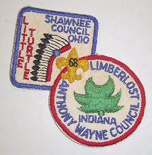 1968 Ohio Indiana Event PAtch Shawnee Anthony Wayne Mint MH9
