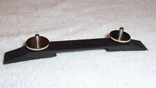 Gretsch Electric Guitar Adjustable Bridge Base New Old Stock Chrome Archtop