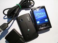 Sony Ericsson Xperia  U20i (Ohne Simlock) Smartphone 19 X