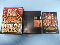FIRE SUPLEX NEO GEO AES SNK neogeo Video Game Used From Japan 96310