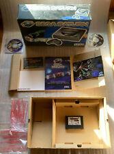 sega saturn konsole + 10 Spiele + Memory Card + 2 Contoller + Originalverpackung
