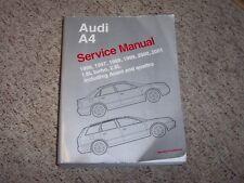 car truck repair manuals literature for audi ebay rh ebay com Audi A8 Audi S4