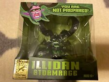 2015 SDCC Blizzard World of Warcraft Illidan Stormrage