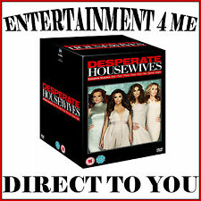 DESPERATE HOUSEWIVES -COMPLETE COLLECTION-SEASONS 1 2 3 4 5 6 7 & 8 **BRAND NEW*