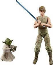 Hasbro Star Wars The Black Series Luke Skywalker and Yoda (Jedi Training) Action