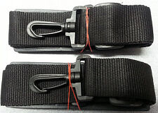 2-pack Shoulder Straps Force-style for Instrument Briefcase Luggage Bag Case