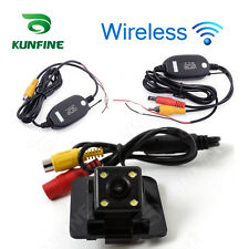 Wireless CCD Track Car Rear View Camera For BENZ S-CLASS Parking Night Vision