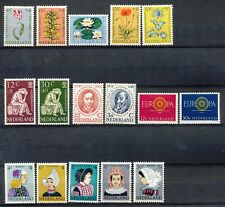 Nederland jaargang 1960 postfris