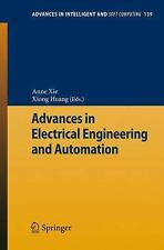 Advances in Electrical Engineering and Automation 139 (2012, Paperback)