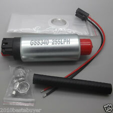 GSS340 255LPH High Flow Performance Pressure Electric In Tank Fuel Pump for Ford