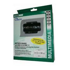 Skymaster IDE + SATA Festplatten Adapter PC USB 2.0 Konverter 2,5 & 3,5 ZOLL HDD