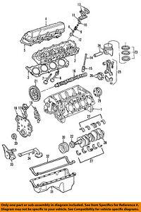 FORD OEM 84-02 E-350 Econoline Club Wagon-Engine Valve Springs E4TZ6513C