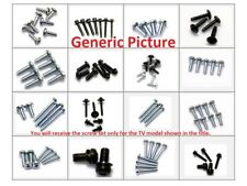 New Sony KDL-46EX720 Complete Screw Set for Base Stand Pedestal and Neck