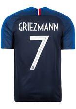 Frankreich Trikot WM 2018 heim Nike home jersey Griezmann Gr. M neu original ovp