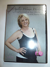 Jeannine's Ageless Woman Workout Dvd anti-aging fitness yoga Jeannine Martin New