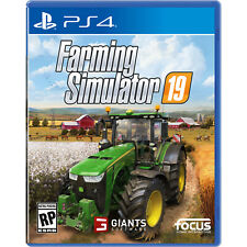 Farming Simulator 19 PS4 [Brand New]