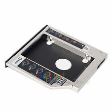 SATA 2nd Hard Drive HD HDD SSD Caddy for HP Elite-Book 8440w 8530w 8540w 8730w