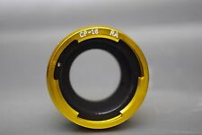 Cinema Products CP16 CP-16 Lens to Canon EOS M adapter adjsutable