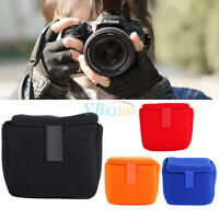 Waterproof Shockproof SLR DSLR Camera Bag Case Insert Pad for Canon Sony Nikon