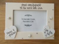 Great Grandparents Quote Personalised Photo Frame Keepsake Gift 6x4