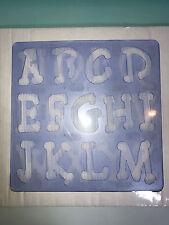 Creative Memories Playful Alpha Alphabet ABC Cutting Cuts Template Pattern NEW