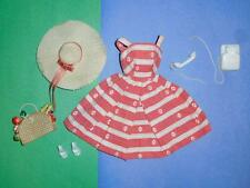 """Vintage Barbie 1963 """"Busy Morning"""" Outfit #956 - NC -- Excellent"""