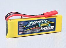 New Zippy Compact 4000mAh 2S 7.4V 25C 35C Lipo Battery RC HXT redcat turnigy hpi
