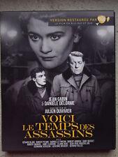 VOICI LE TEMPS DES ASSASSINS Duvivier | BLU-RAY + DVD Edition FR digipack