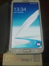 Samsung galaxy note 2 débloqué tout opérateurs