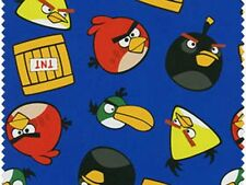 WOMEN'S SURGICAL_SCRUB HAT_angry birds_TNT _retro_cotton_RARE
