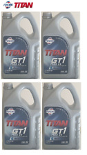 FUCHS TITAN GT1 FLEX 23 for BMW, MERCEDES-BENZ & OPEL CARS 5W30 -  20 L