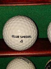Vintage Acushnet Club Special Adaptec Technology Logo Golf Ball