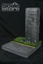 Scale Store S0013 Scene WWII / Modern Lawn Road 1/6 Figure Diorama