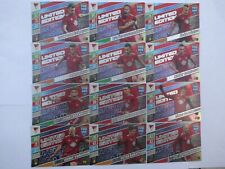 Panini Adrenalyn XL Fifa 2022 Limited Edition Debreceni VSC 12 Cards