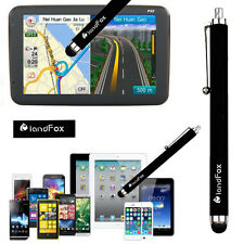 LANDFOX Stylus Touch Pen For iPad iPhone iPod Samsung HTC MOTO Tablet Black