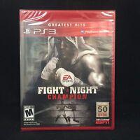 Fight Night Champion  (Sony Playstation 3, 2011) Brand New