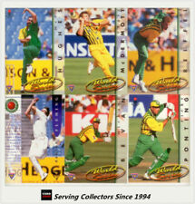 Cricket Trading Cards Set Futera 1995 Season